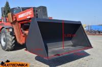 Ковш 2,5 m3 для MANITOU