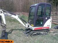 мини экскаватор  Bobcat 319